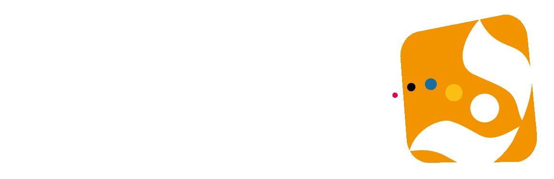 לוגו דפוס כנרת גודל בינוני